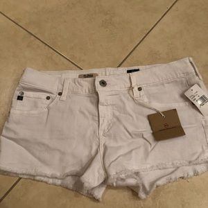 Ag Adriano Goldschmied Shorts - AG Adriano Goldschmied the Daisy shorts